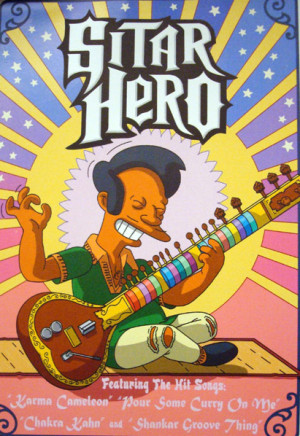 Apu no Sitar Hero