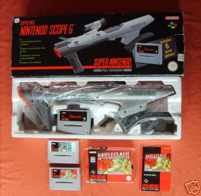 snes nintendo scope 6