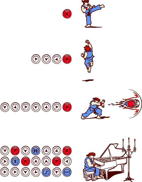 Ryu, ultimo golpe