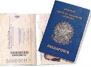 brasil passaporte