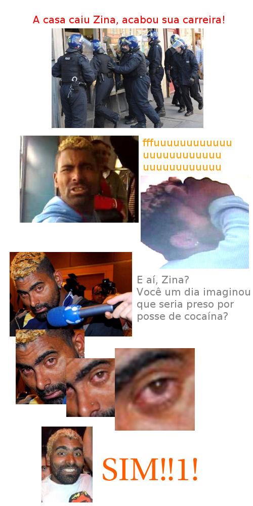 zina cocaína recuperação ronaldo pânico na tv